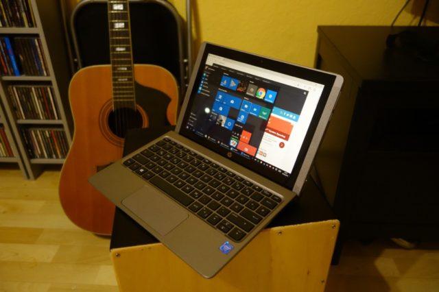 Das HP X2 210 macht vieles richtig, stolpert aber über Detailprobleme