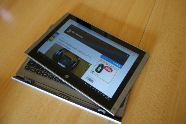 Laptop und Tablet in einem: Das HP X2 210 ist ein typisches Windows-Convertible