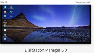 Bild von Synology DSM 6.0 zur Installation bereit – neue Features für Euer NAS