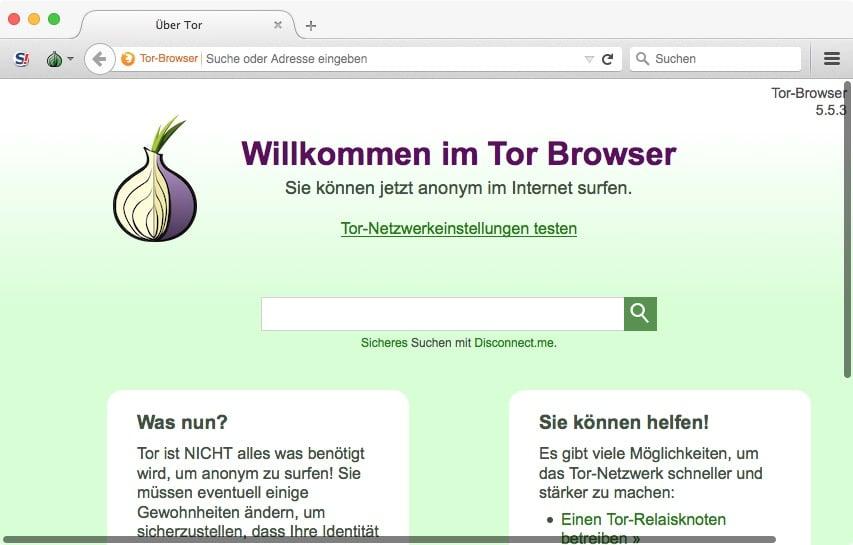 Tor Browser Richtig Einstellen