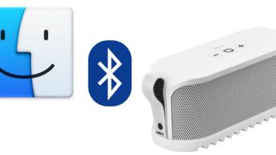 Bild von Aussetzer von Bluetooth-Lautsprechern am Mac beheben