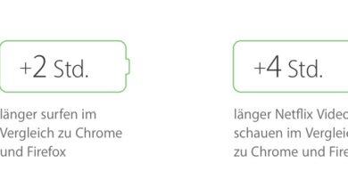 Bild von Anleitung: Stromverbrauch von Google Chrome und Firefox deutlich senken