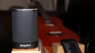 Bild von Test: BT-Speaker EasyAcc DP-100 – guter Klang zum kleinen Preis