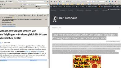Bild von Anleitung: Mailclient als Notizen-Manager nutzen – mit 1-Klick-Lösung