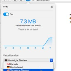 VPN-Zugang