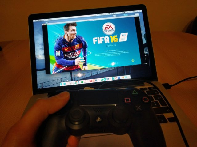Fifa 16 Remote Play