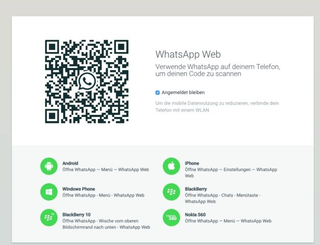 WhatsApp-Fotos
