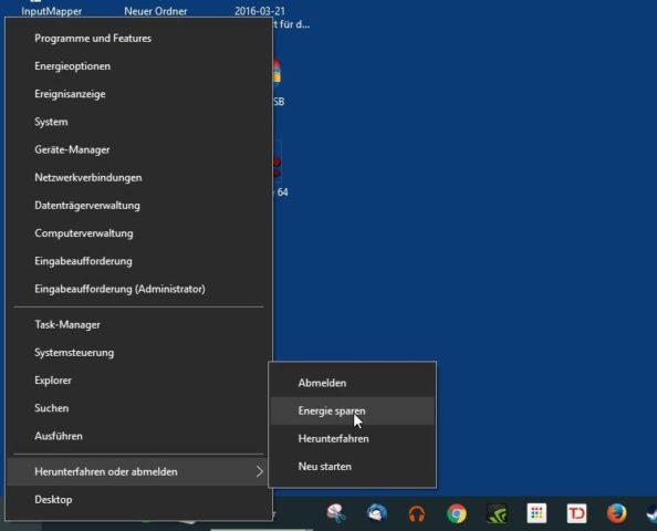 So simpel, so praktisch: Per Rechtsklick erreicht Ihr viele wichtige Systemfunktionen in Windows 10 noch schneller