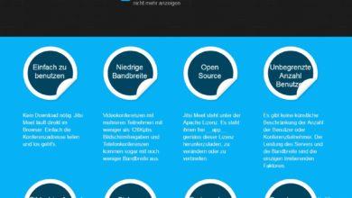 Bild von Video-Chats direkt im Browser – ohne Anmeldung, kostenlos, verschlüsselt