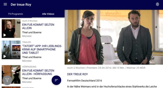 Tatort App