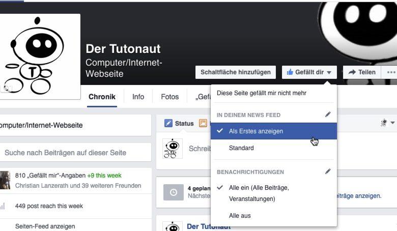 Facebook Verborgene Beiträge Wieder Anzeigen