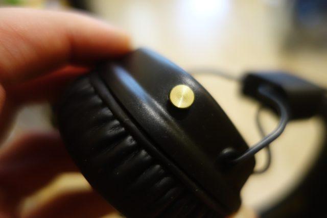 Kleiner Joystick, großer Nutzen: Der Vier-Wege-Knüppel macht die Bedienung des Major II zum Kinderspiel