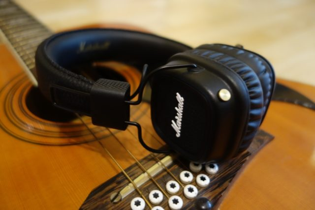Der Marshall Major II übernimmt die Optik der legendären Gitarrenverstärker