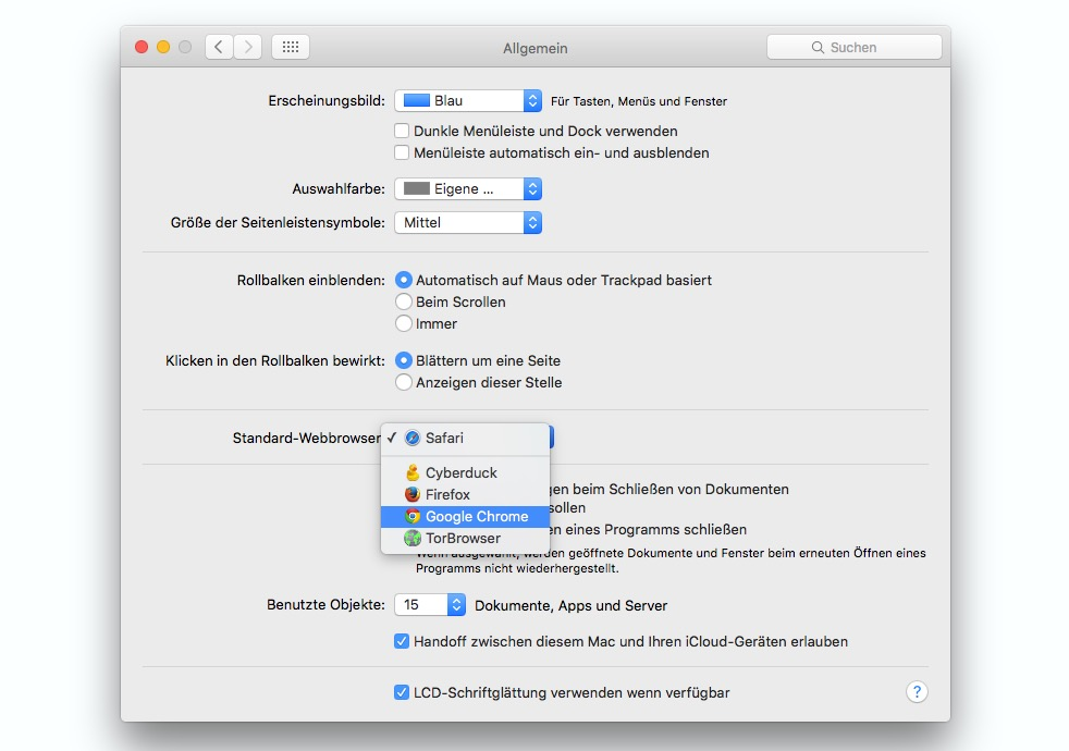 Standardbrowser_Mac