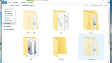 Bild von Anleitung: Versteckte Dateien und Ordner in Windows 10 anzeigen