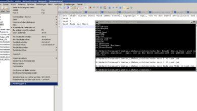Bild von Tipp: Änderungen einer Datei live in Notepad++ anzeigen – aka tail -f