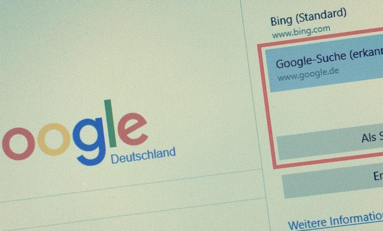 Bild von Anleitung: Standard-Suchmaschine in Edge ändern