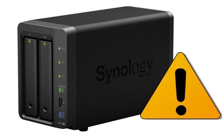 Synology Sicherheit