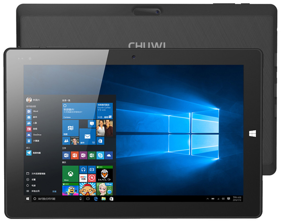 test chuwi hi10 2 in 1 tablet mit windows android auf. Black Bedroom Furniture Sets. Home Design Ideas