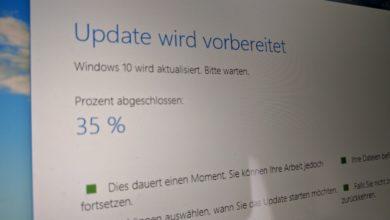 Bild von Windows 10 Anniversary Update manuell installieren