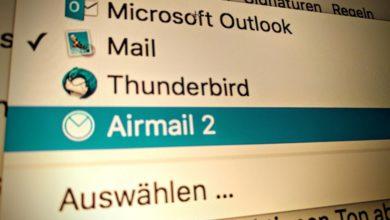 Photo of Anleitung: Standard-Mailprogramm unter macOS ändern