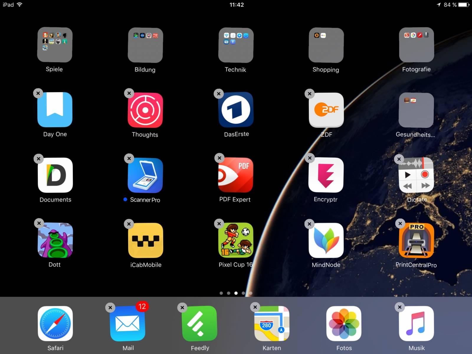 apps-loeschen