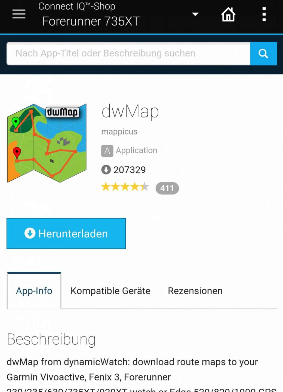 Anleitung Apps Auf Garmin Forerunner Uhren Installieren