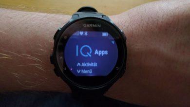 Bild von Anleitung: Apps auf Garmin-Forerunner-Uhren installieren