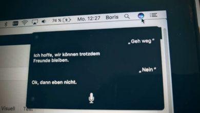 Photo of Anleitung: Siri auf dem Mac einstellen, anpassen und deaktivieren