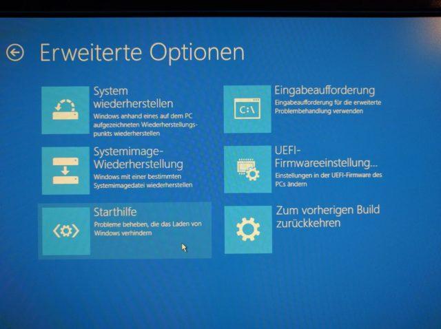 Im Idealfall braucht Ihr die diversen Funktionen zur Wiederherstellung von Windows 10 niemals