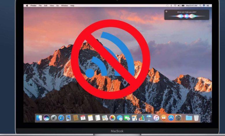 macOS WLAN Probleme