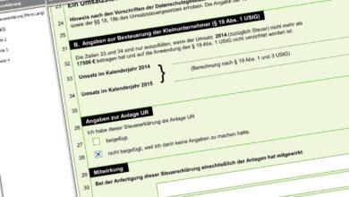 Bild von Anleitung: Steuererklärung mit Elster erstellen – Schritt-für-Schritt-Beispiel