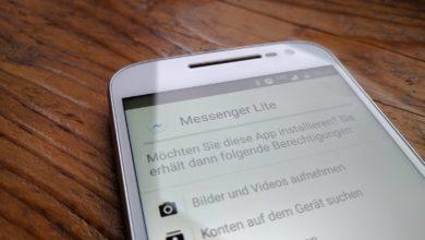 Bild von Facebook Messenger Lite: Download und Installation des besseren Messengers