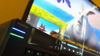 Bild von Anleitung: Kodi auf der NAS installieren und nutzen
