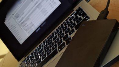 Alles, was Ihr für ein Mac-Backup braucht, ist eine externe Festplatte.