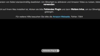 Bild von Am Mac Amazon-Prime-Video ohne Silverlight schauen