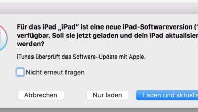 Bild von Alternatives Update auf iOS 10.1.1 für iPhone und iPad laden
