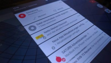 Bild von Benachrichtigungen unter Android kontrollieren und ausblenden