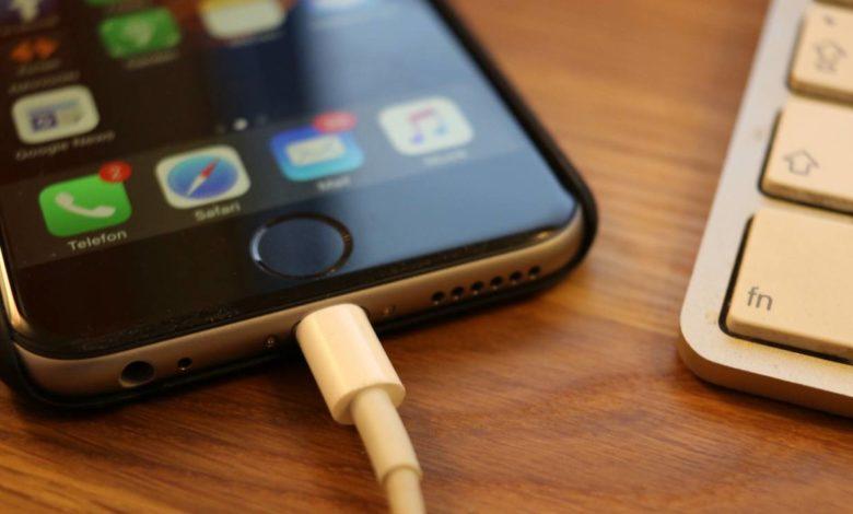 iPhone-an-Rechner