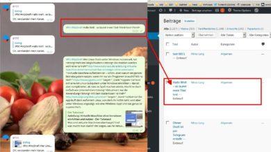 Bild von Anleitung: Wordpress-Posts per Telegram erstellen