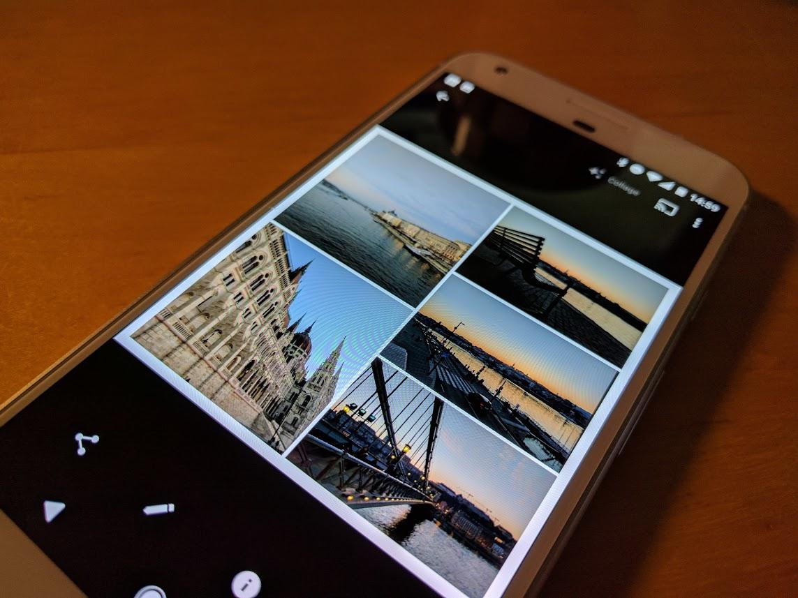 simple foto collage unter android erstellen der tutonaut. Black Bedroom Furniture Sets. Home Design Ideas