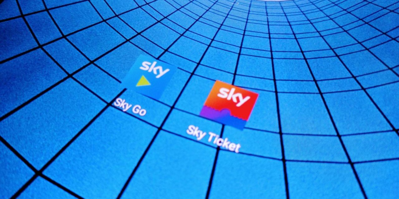 Sky Go Geräteliste Voll