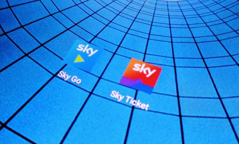 Sky Go Sky Ticket