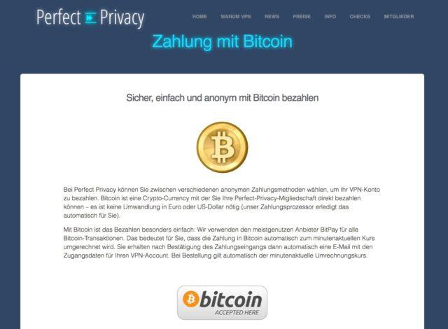 VPN Bitcoin