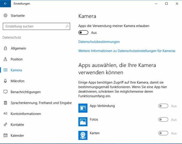 Webcam-deaktivieren-windows