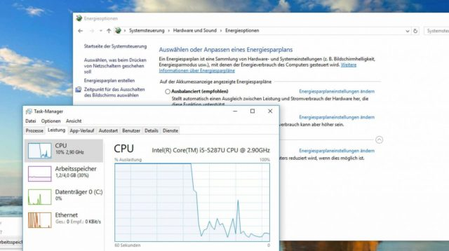 Windows 10 schneller