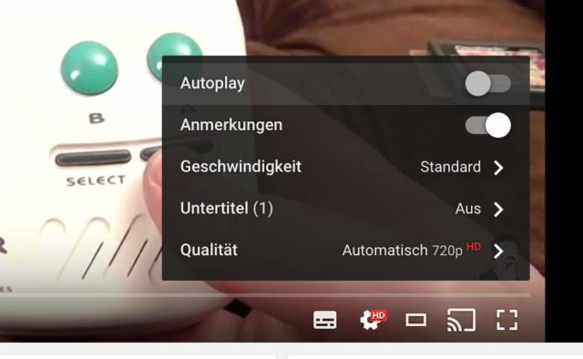 YouTube Autoplay Browser