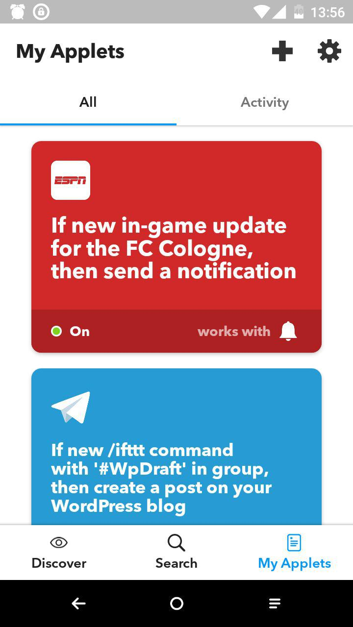 ifttt-fuppes
