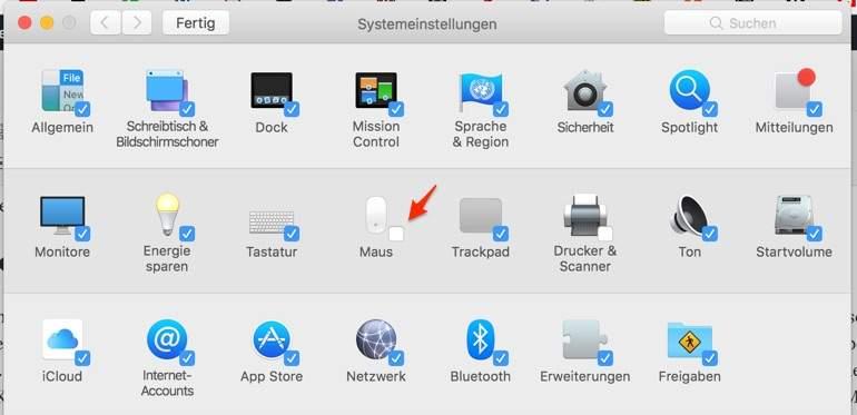 Systemeinstellungen ausblenden macOS