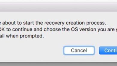 Bild von Anleitung: MacOS-Recovery-Partition wiederherstellen
